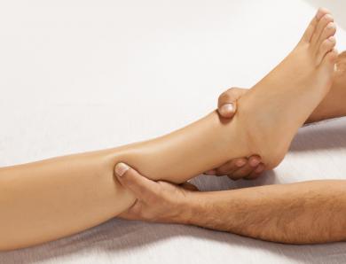 ¿Qué es un esguince de tobillo?